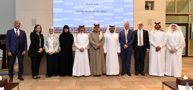The Empower Generations Consortium at QU signs a number of MoU's with national and international health care, research and education institutes