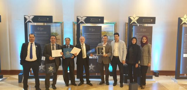 QU College of Pharmacy members win at HMC Stars of Excellence Awards