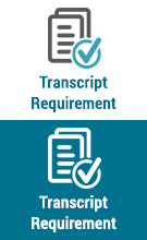 transcript requirments